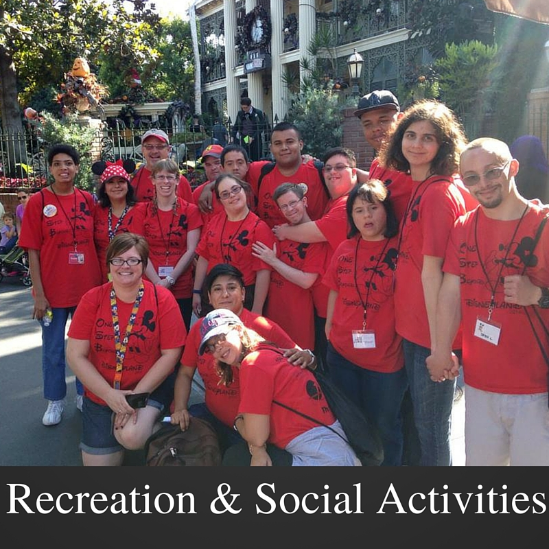Recreation & Social Activities