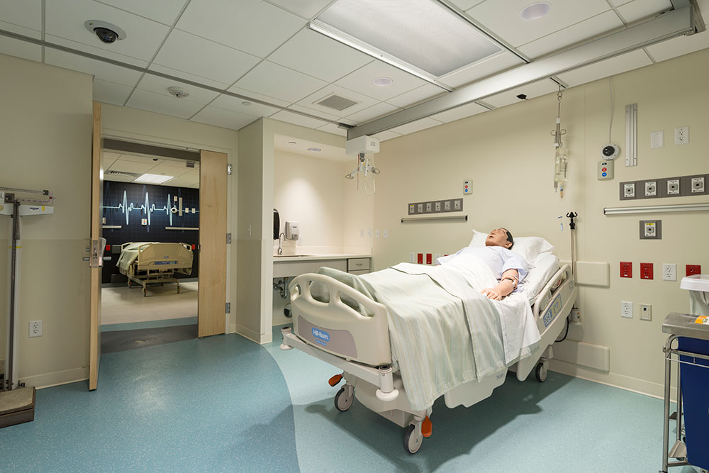 Simulation Patient Room