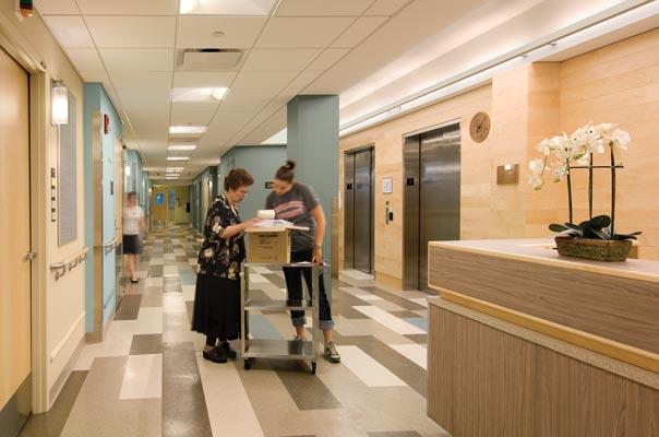 In-Patient Corridor