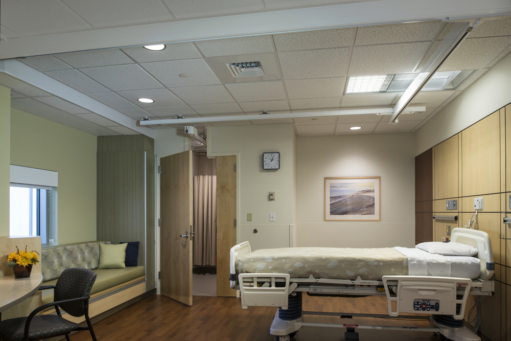 Private Patient Room
