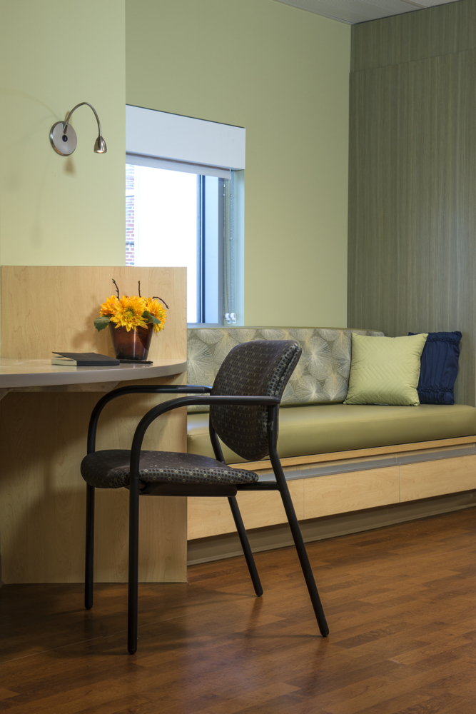 Patient Room Detail