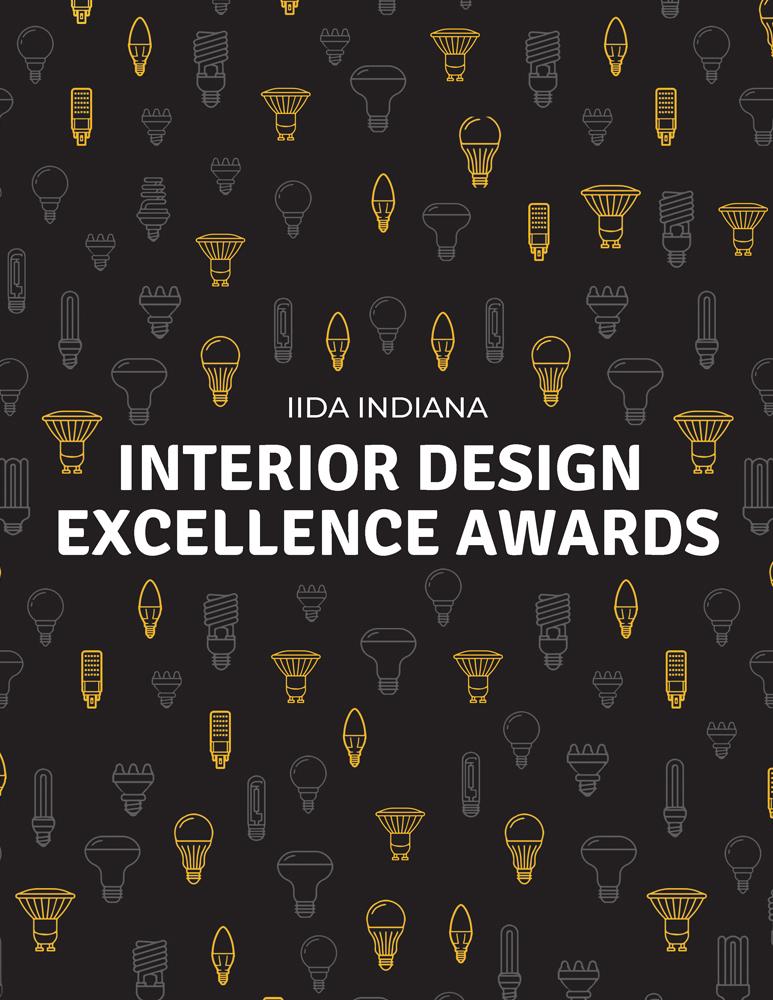 IIDA IDEA Award, Indiana Chapter  - 2013  Competition:   IIDA INTERIOR DESIGN EXCELLENCE AWARD    Juror: Lilliana Alvarado