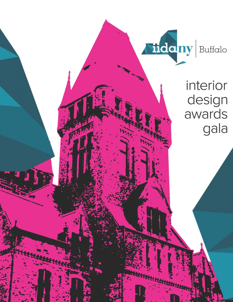 International Interior Design Association  - March 2018  Competition:   IIDA NY BUFFALO CHAPTER - INTERIOR DESIGN AWARDS 2018    Juror: Lilliana Alvarado