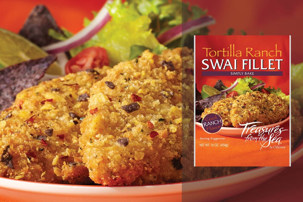 TORTILLA RANCH SWAI FILLETS