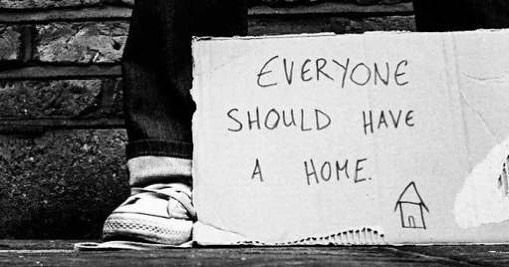 Everyone deserves to have a home #homelessness #healdsburg