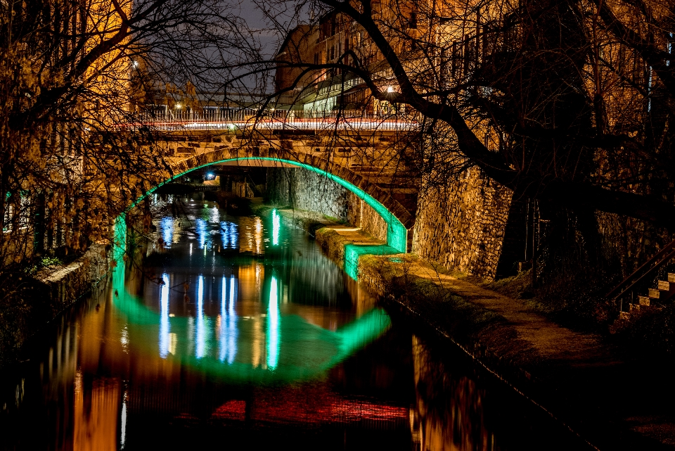 Copy of canal bridge