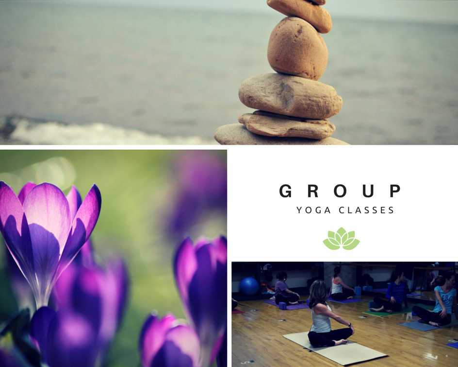 group yoga classes
