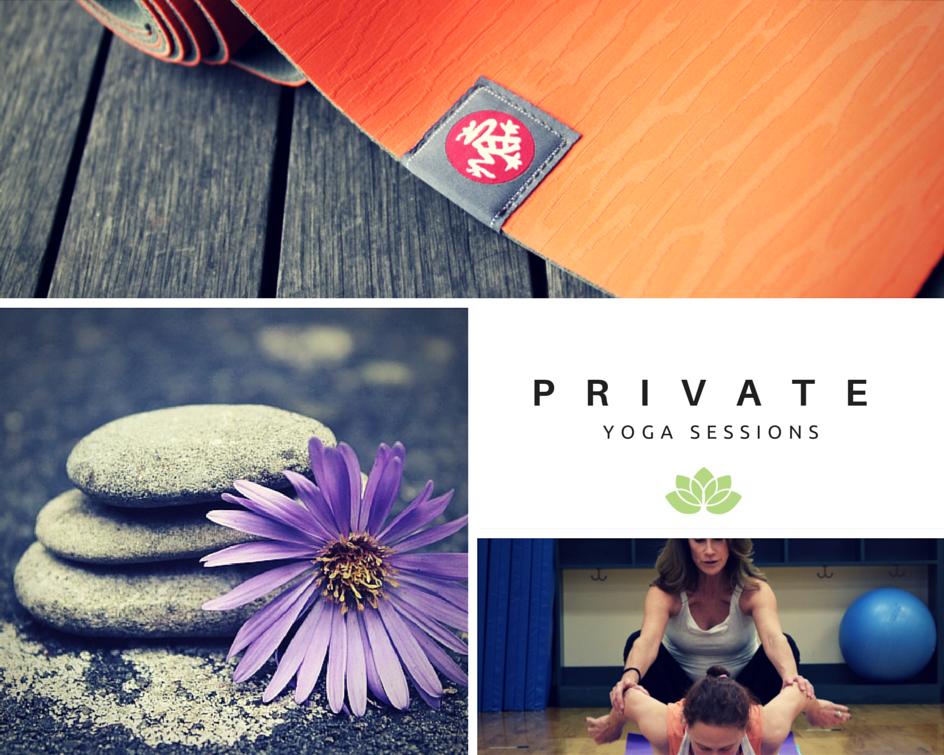 private yoga lessons