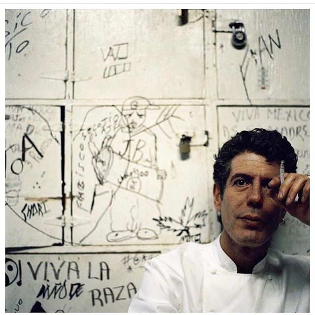 "Anthony Bourdain// ""Maybe that's enough: to know that there is no final resting place of the mind; no moment of smug clarity.  Perhaps wisdom...is realizing how small I am, and unwise, and how far I have yet to go.""💔 #anthonybourdain #lifestylesyoga #thoughtsaboutlife #livetoday #mindful #presence #thinkdifferently #bethoughtful #bekind #weareallfragile #meditate #questioneverything #liveyourpassion #noticelittlethings #breath #lifeisbeautiful #lifeishard #loveeachother #kindnessheals #peaceofmind #love❤️"