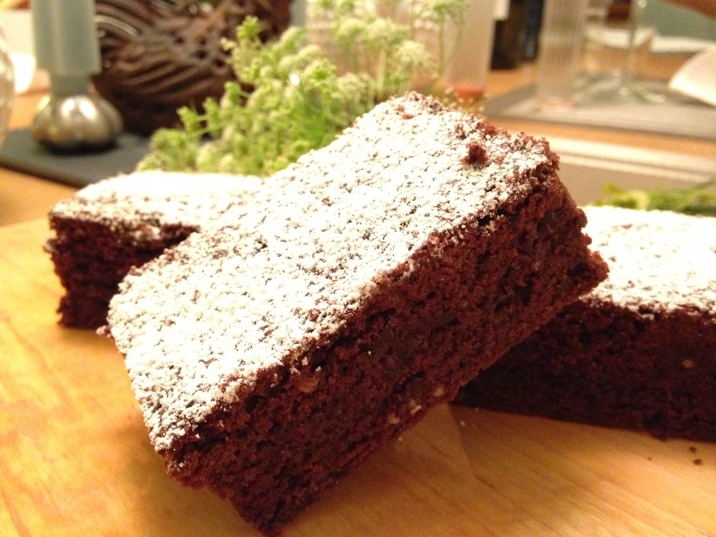 Brownies al Bacio I