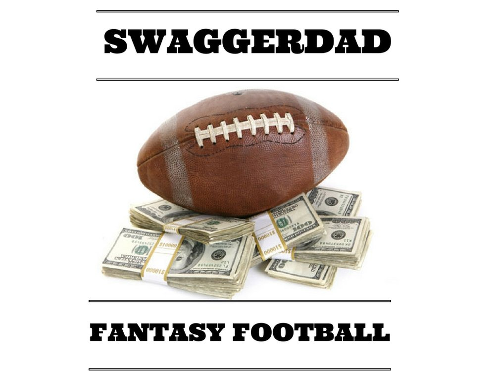 FOOTBALL SEASON IS HERE! It's that time of the year! Let's goooo!! Join Swaggerdad to Win CASH PRIZES Weekly with Fan Dual! Don't just brag about winning games, brag about WINNING CASH!!!