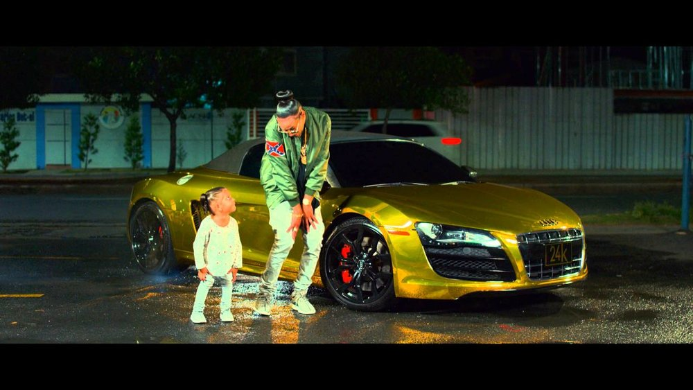 """Dominican Republics very own Mozart La Para has hit the U.S with his international tour. Click herefor cities and dates near you! in the meantime, check out his latest video """"Primero Que Kanye""""featuring his beautiful daughter."""