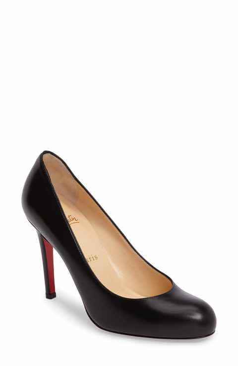 You know she loves her shoes (Red Bottoms) by  Christian Louboutin Pump