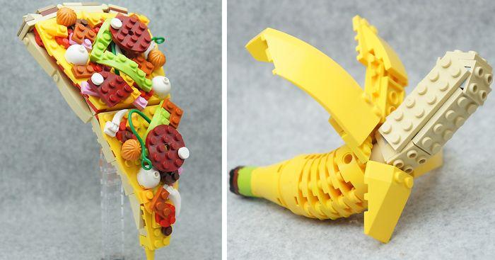 Pizza with Banana (Photo by @nobu_tary