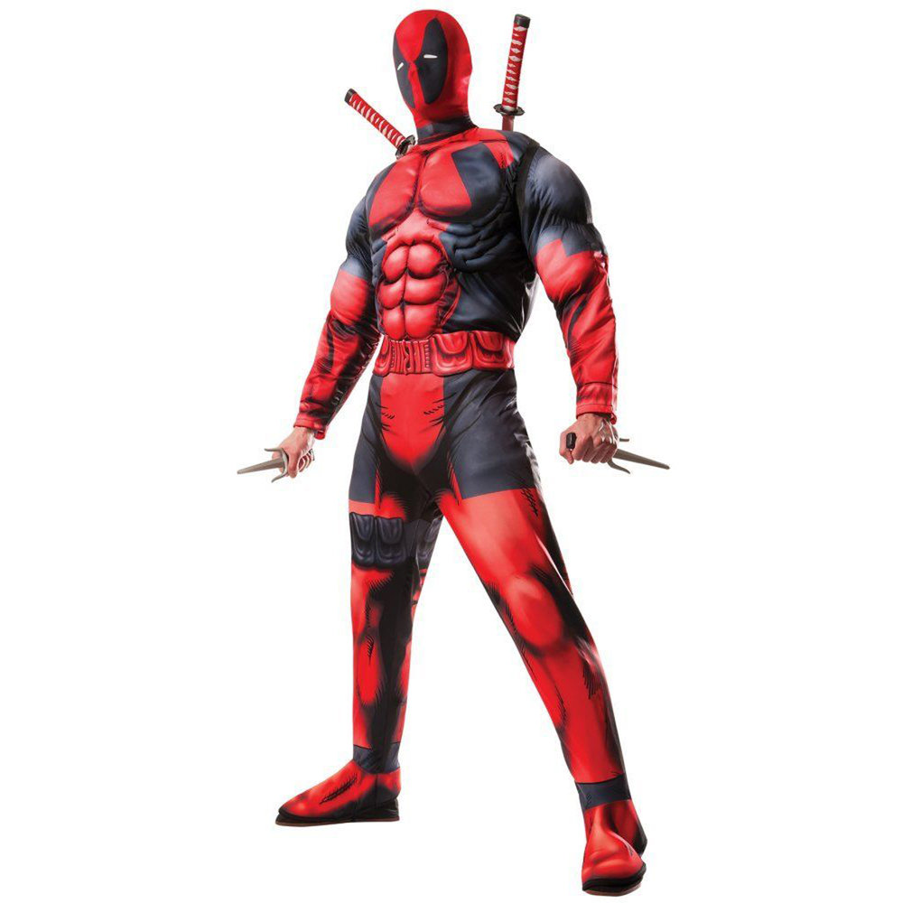 Dad Dead Pool Costumes