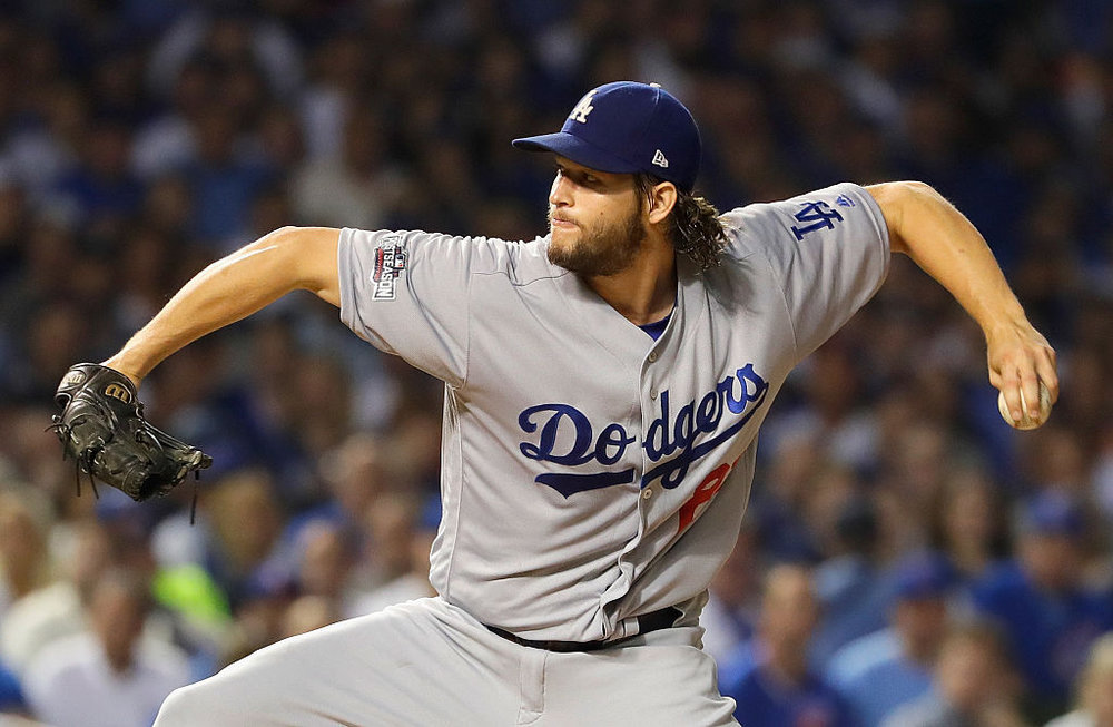 Clayton Kershaw pitching a Gem