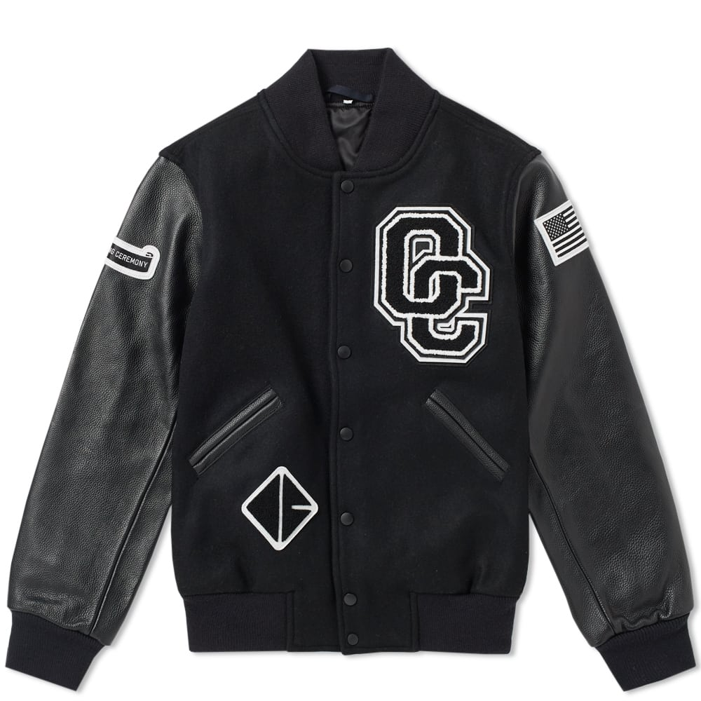 Open Ceremony OC Varsity Jacket