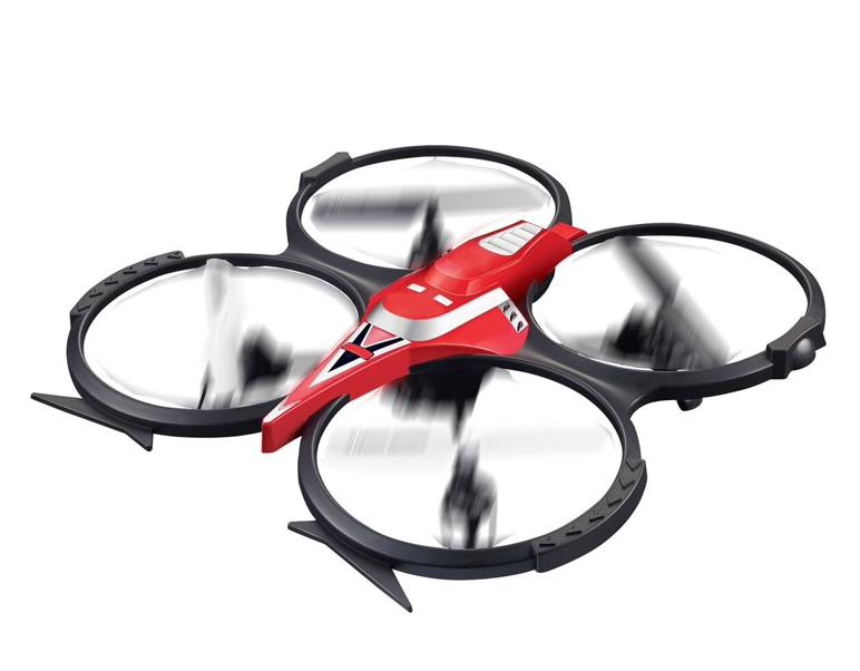 Quadrone XLC Quadcopter Drone with 0.3 Megapixel Camera