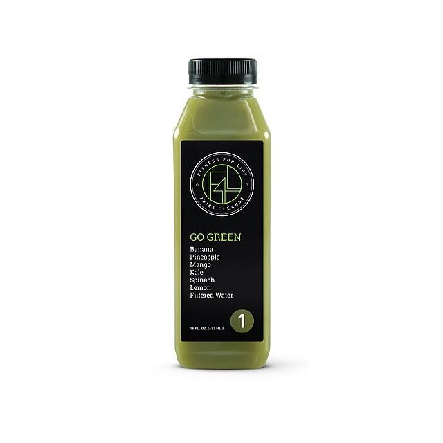 Go Green Juice 1 Day Set