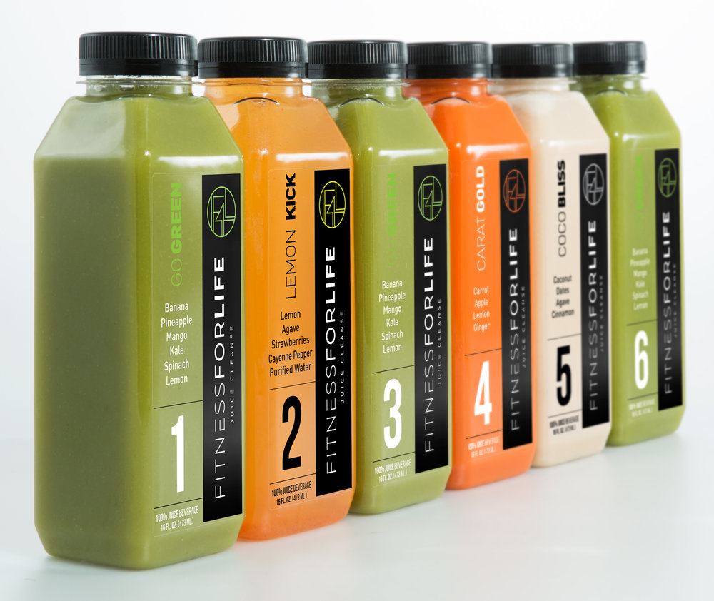 3 Days Juice Cleanse Set
