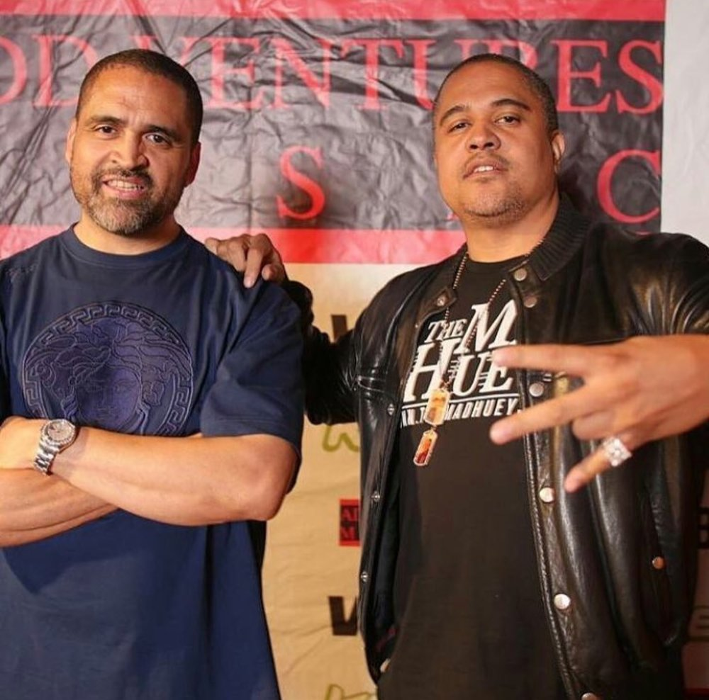 Chris and Irv Gotti (Family Over Everything)