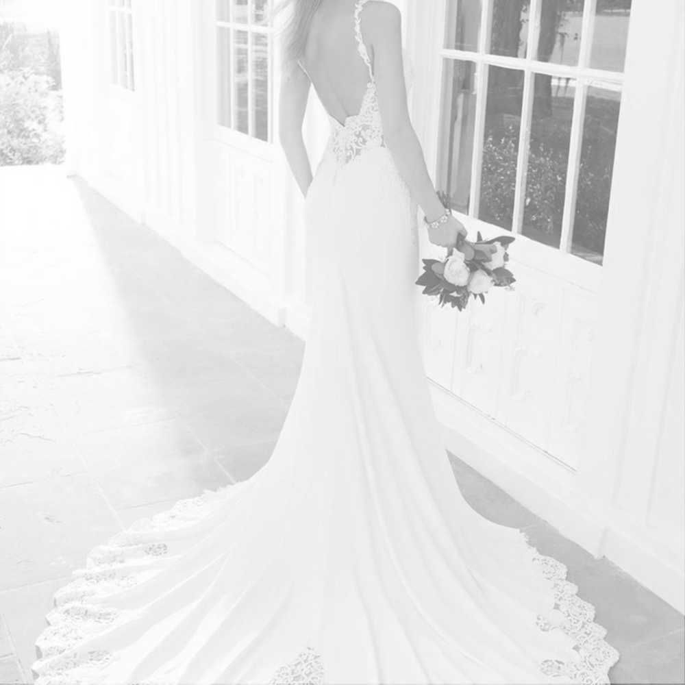 Martina Liana - silhouette-grazing styles loaded with intricate details were exactly what our brides were asking for. for any bride who wants a gown with a fabulous back, Martina Liana is your girl.starting at $2,000