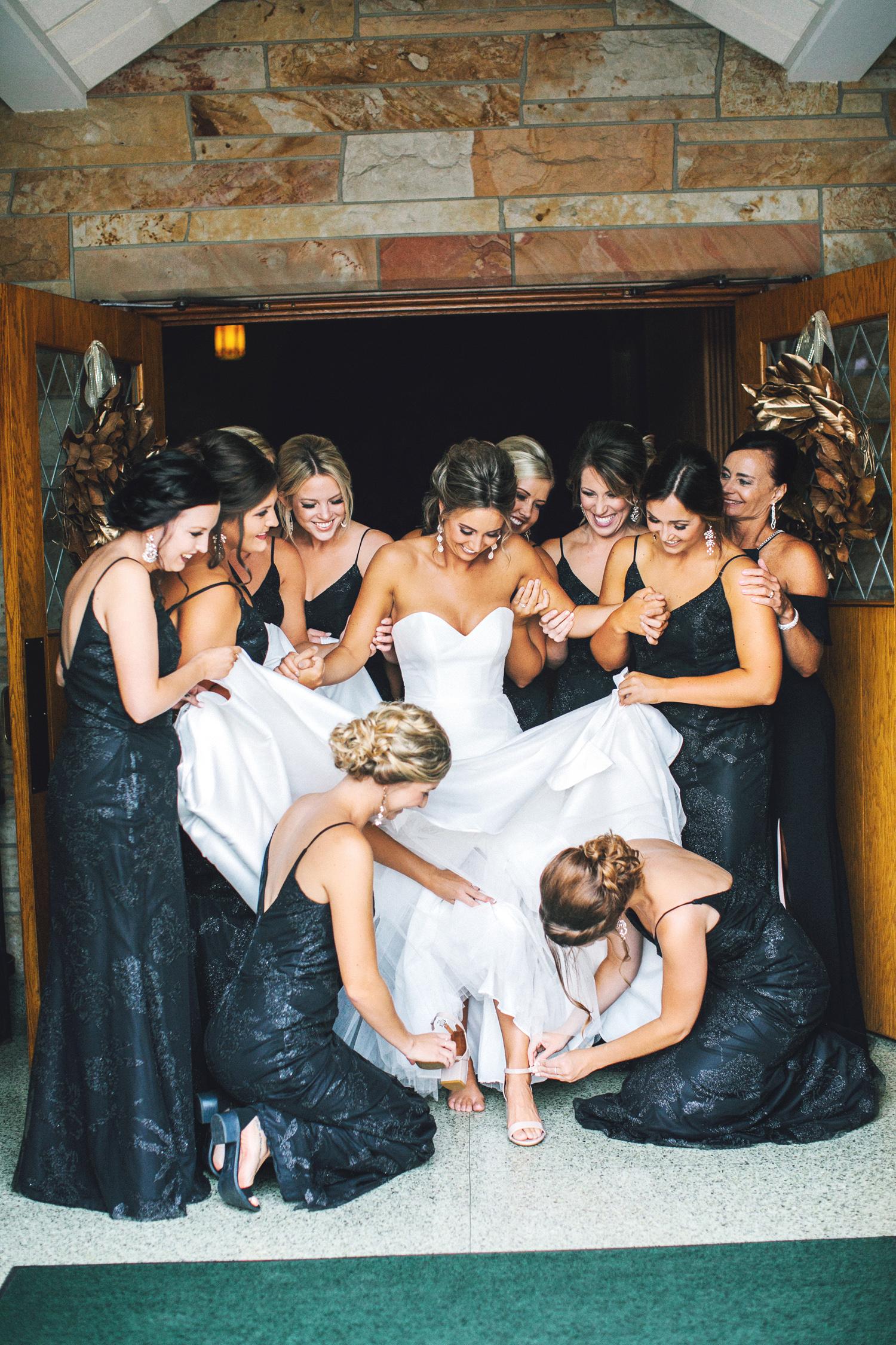 3a3592175861 Erika + Dane — House of White Bridal Salon - Newburgh   Evansville    Owensboro   Wedding Dresses
