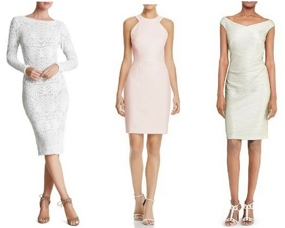 Images from left to right c/o Nordstrom, Bloomingdales, Bloomingdales