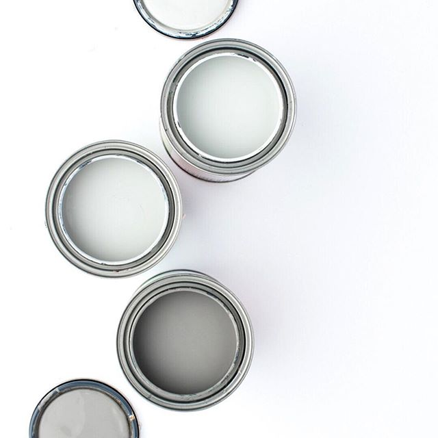 Do you know how hard it is to pick out paint colors? Now try to pick it out for an entire house at once. Thank goodness paint is an easy fix if we don't like it. What are your favorite paint colors?