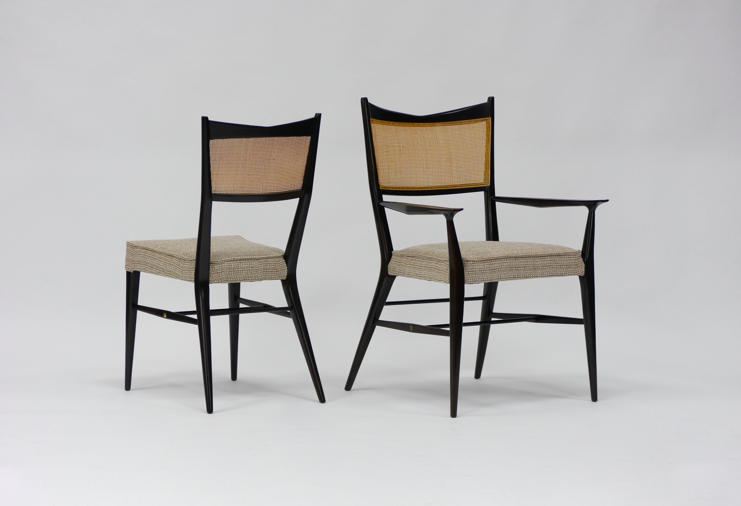 Eight Paul McCobb Irwin Collection Dining Chairs U2014 Continuum 20th Century  Design
