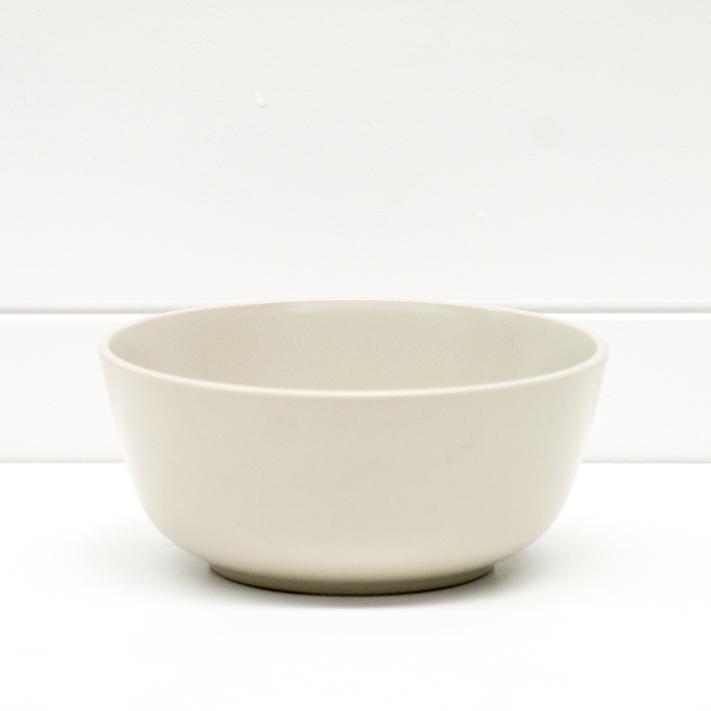 Small Taupe Bowl