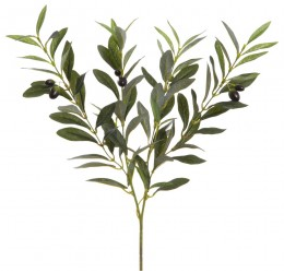 Olive Spray Fake Plant