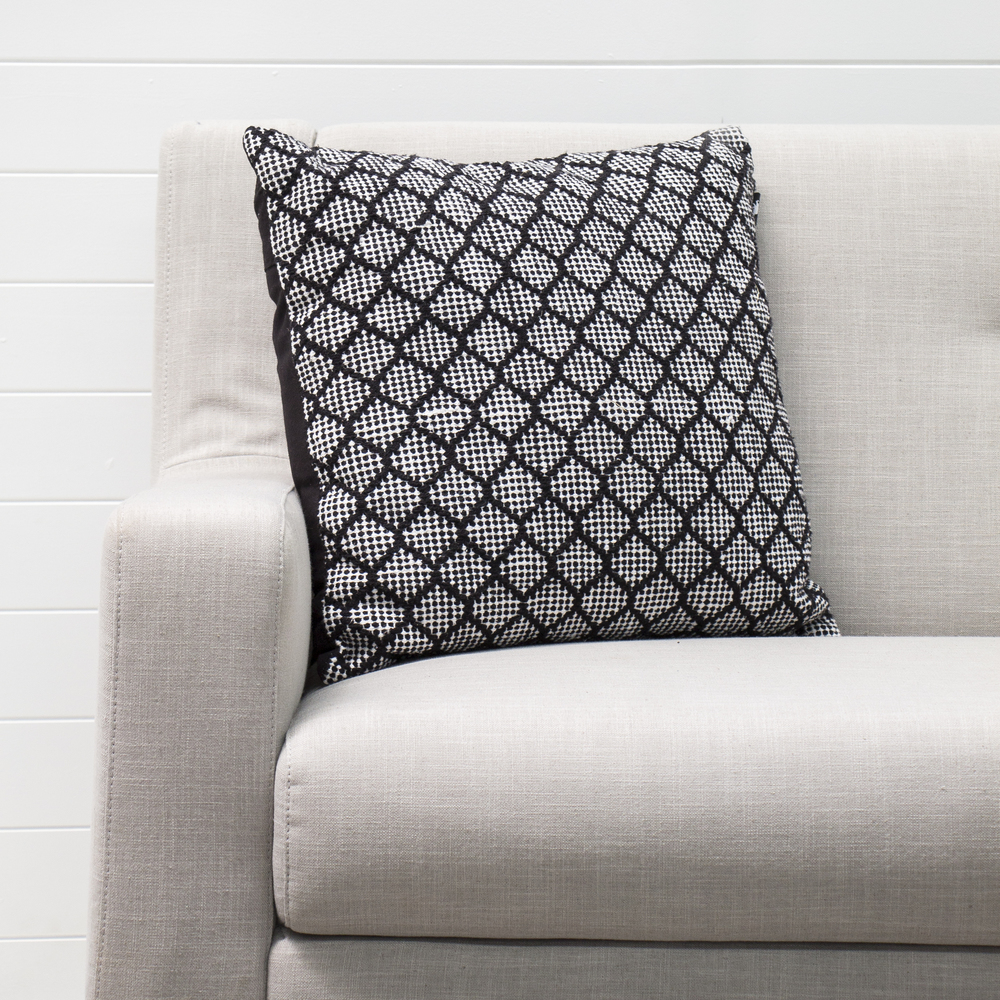 Black Hive Cushion