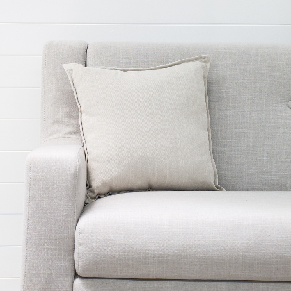 Small Grey Cushion