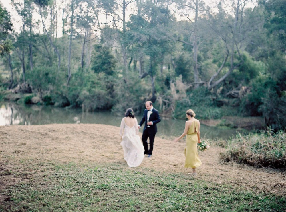 Hampton Event Hire - Wedding and Event Hire | Christine + Andrew - Gold Coast Hinterland Wedding | www.hamptoneventhire.com | Photo by Byron Loves Fawn Photography