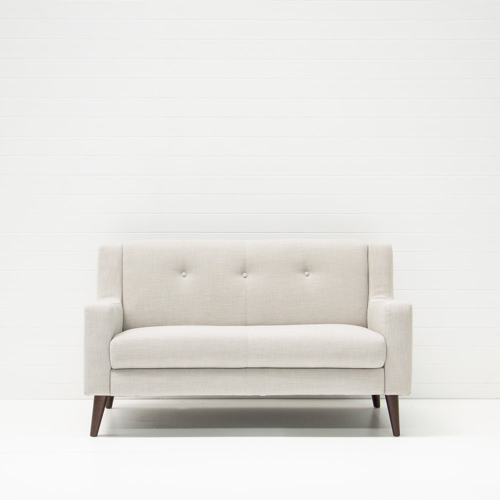 2-SEATER PARISIAN SOFA