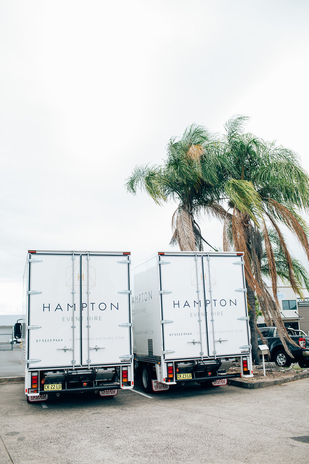 Hampton Event Hire - Wedding & Event Hire | www.hamptoneventhire.com | Brisbane - Gold Coast - Byron Bay | Image via Figtree Pictures