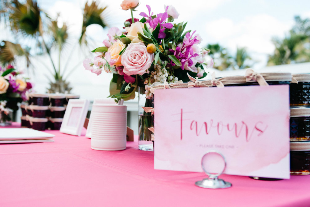 Hampton Event Hire - Wedding and Event Hire | Verandahs Byron Bay Wedding | www.hamptoneventhire.com