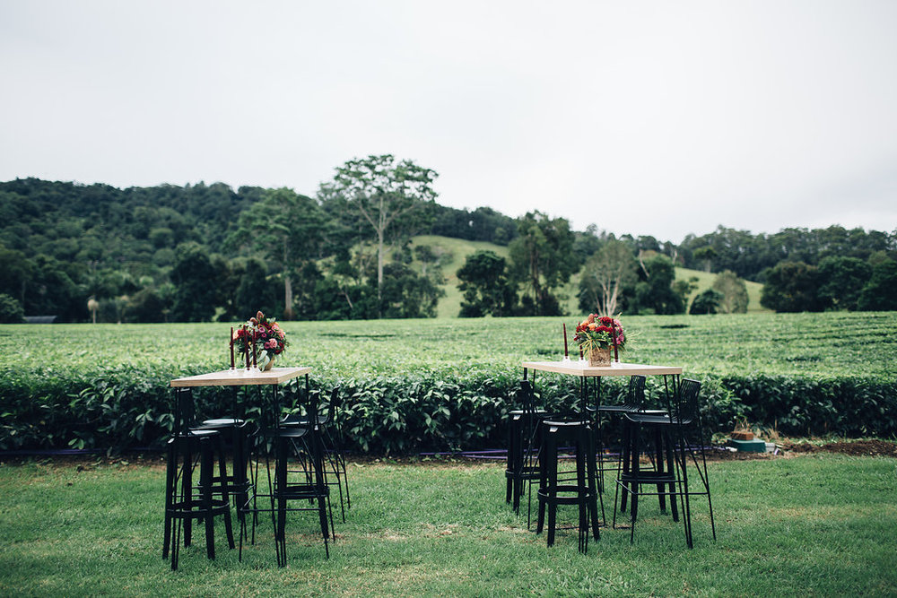 Tweed Coast Hinterland Wedding | Hampton Event Hire - Wedding & Event Hire | www.hamptoneventhire.com | Photo by Figtree Pictures