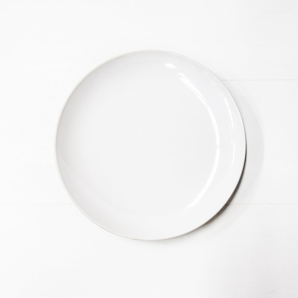 Classic White Side Plate