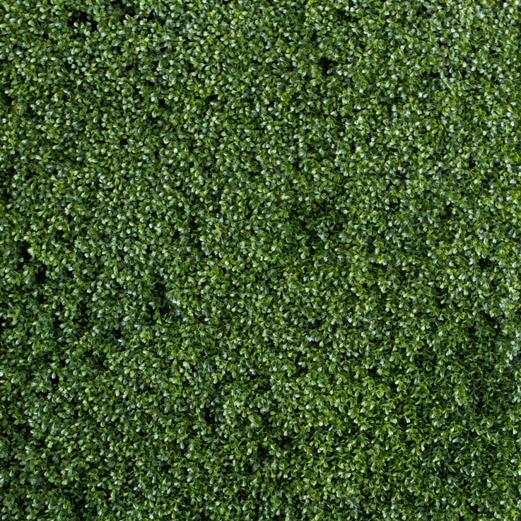 2.1M X 1.8M GREEN WALL PANEL