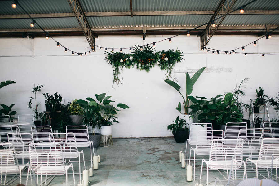 The Borrowed Nursery - Gold Coast Wedding Venue | www.hamptoneventhire.com | Photo by Figtree Pictures