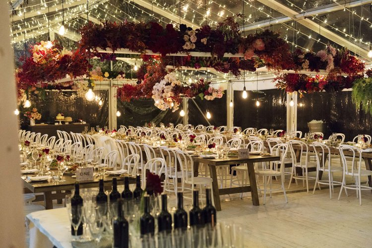 Real wedding kathryn dylan marquee at private property real wedding kathryn dylan hampton event hire wedding and event hire junglespirit Choice Image