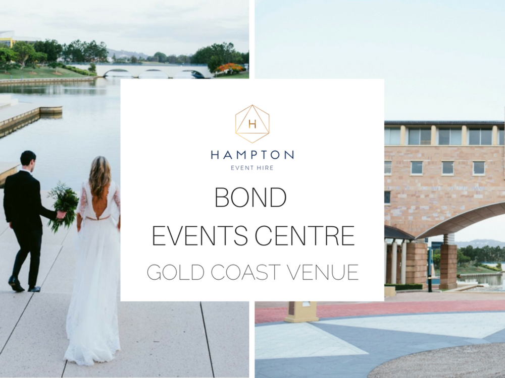 Bond Events Centre - Gold Coast Wedding and Event Venue | Hampton Event Hire - www.hamptoneventhire.com | Photo by Camilla Kirk Photography