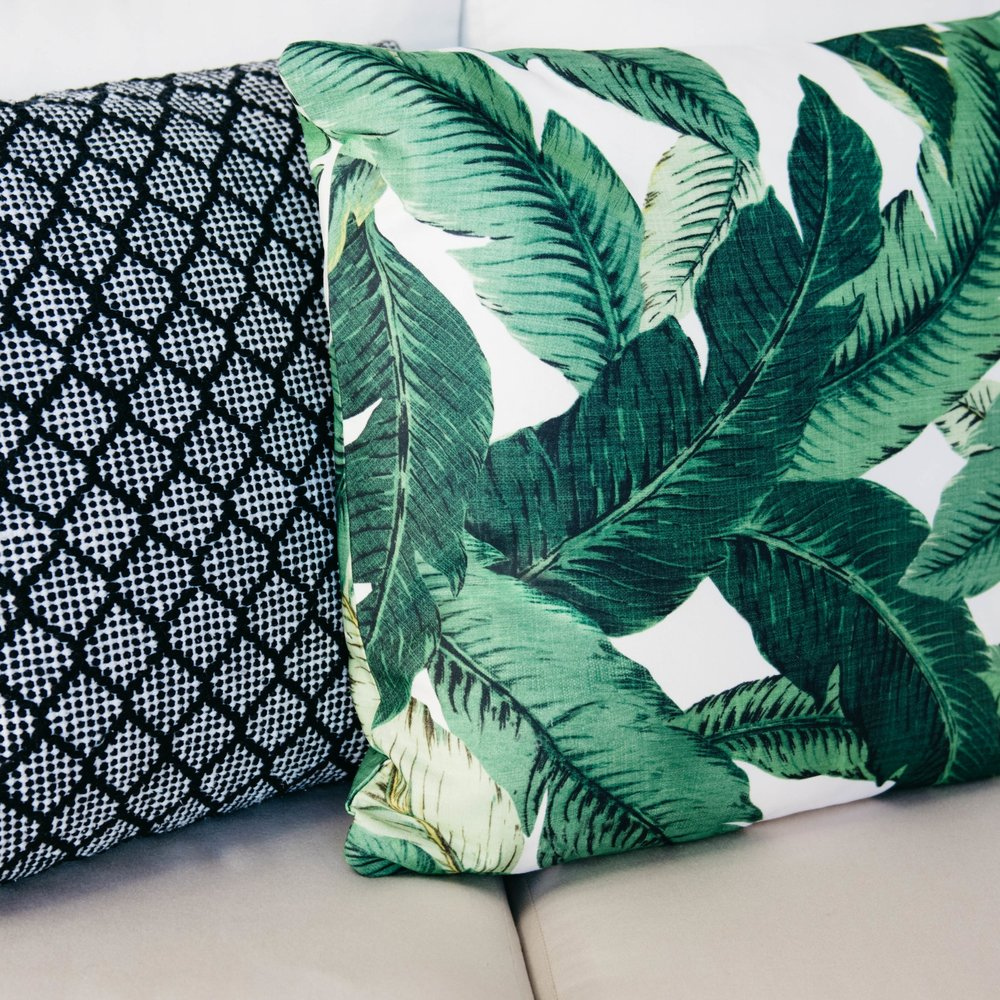 Bahamas cushion