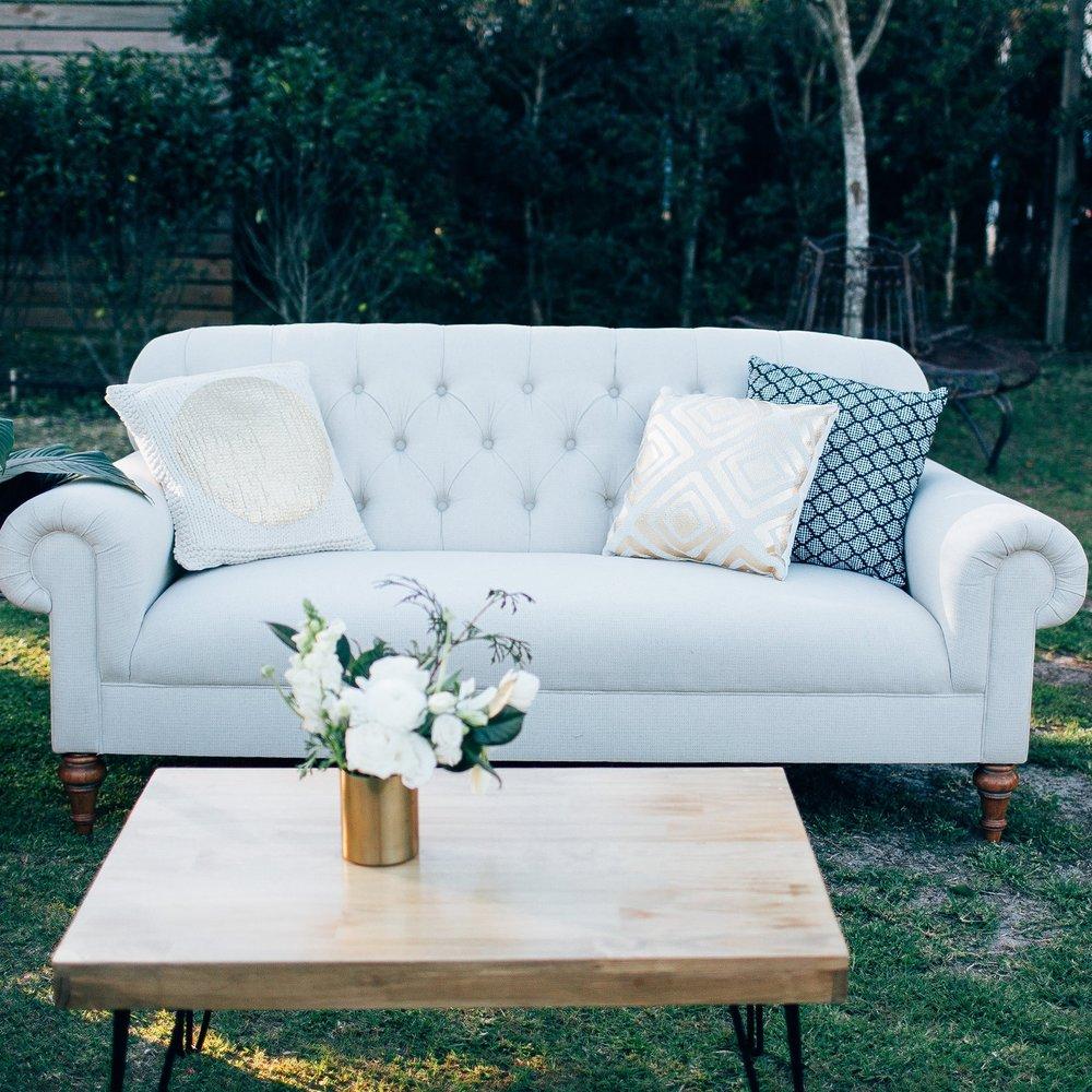 Cushion hire gold coast
