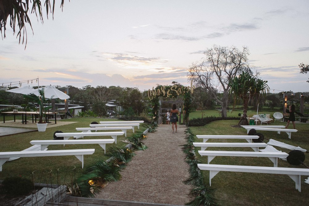 11 Of The Best Wedding Venues In Byron Bay To Check Out Hampton