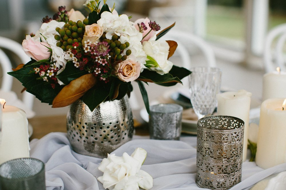 Wedding Decoration Hire Checklist - Image via Ryder Evans Photography