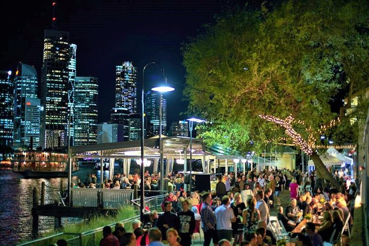 Riverlife Brisbane Wedding Event Venue