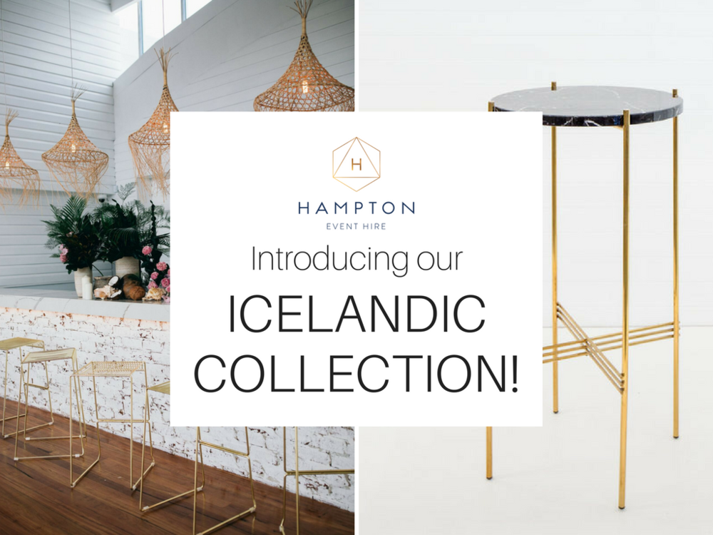 Introducing Our Icelandic Collection At Hampton Event Hire   Cocktail Furniture  Hire For Weddings And Events